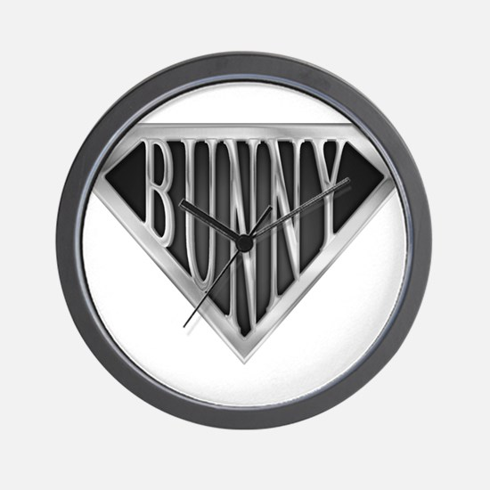 spr_bunny3_chrm.png Wall Clock