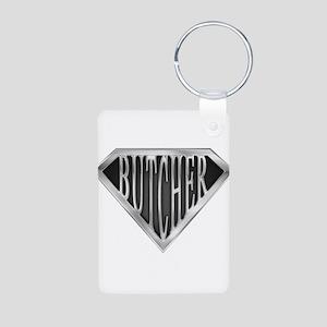 spr_butcher_chrm Aluminum Photo Keychain