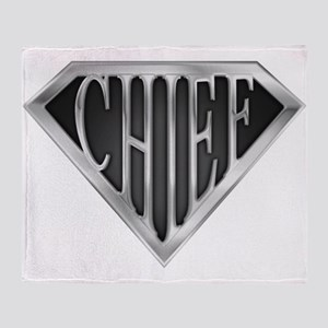spr_chief_chrm Throw Blanket