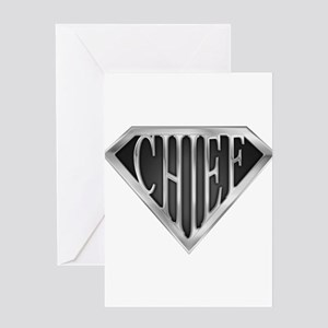 spr_chief_chrm Greeting Card