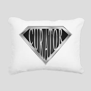 spr_curator_chrm Rectangular Canvas Pillow