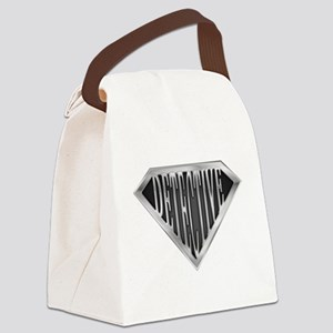 spr_detective_chrm Canvas Lunch Bag