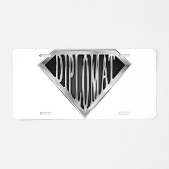 spr_diplomat_chrm.png Aluminum License Plate