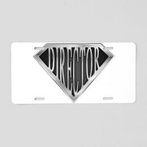 spr_director_chrm Aluminum License Plate