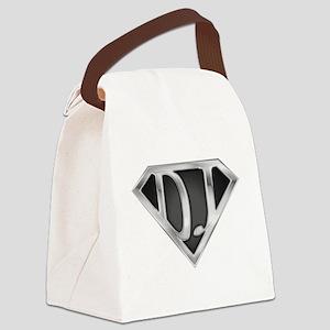 spr_dj_chrm Canvas Lunch Bag
