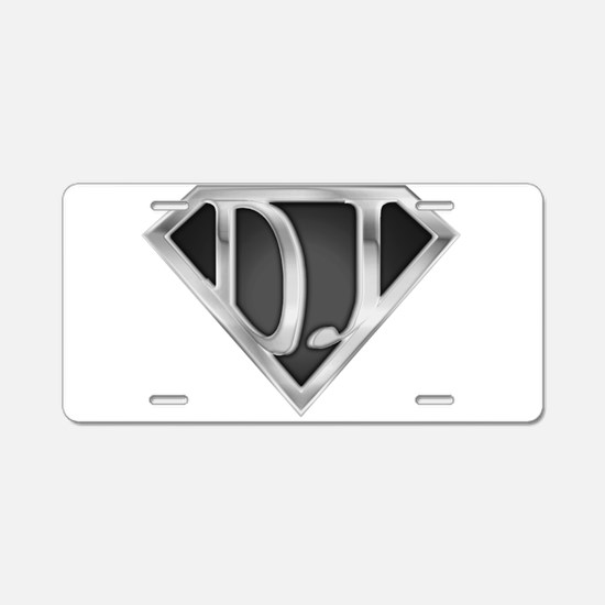 spr_dj_chrm.png Aluminum License Plate