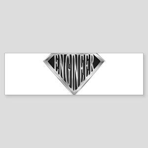 spr_engineer_chrm Sticker (Bumper)
