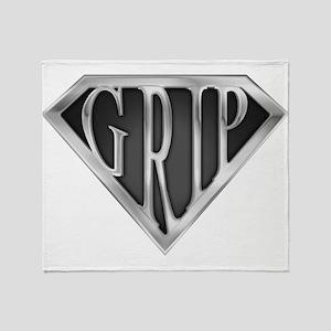 spr_grip_chrm Throw Blanket