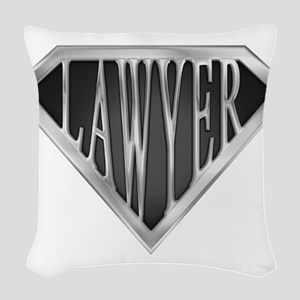 spr_LAWYER_cX Woven Throw Pillow