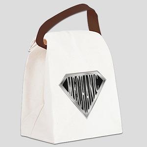 spr_mechanic_chrm Canvas Lunch Bag