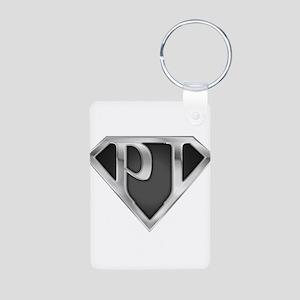 spr_p_i__chrm Aluminum Photo Keychain