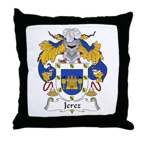 Jerez Throw Pillow