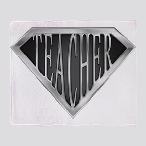 spr_teacher_cx Throw Blanket