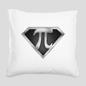 spr_pi_chrm Square Canvas Pillow