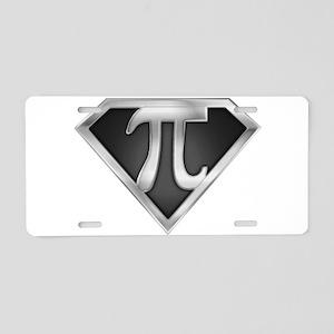 spr_pi_chrm Aluminum License Plate