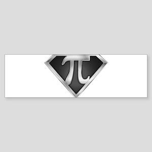 spr_pi_chrm Sticker (Bumper)
