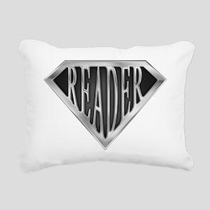 spr_reader_cx Rectangular Canvas Pillow