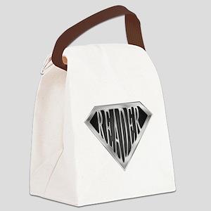spr_reader_cx Canvas Lunch Bag
