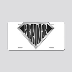 spr_reader_cx Aluminum License Plate