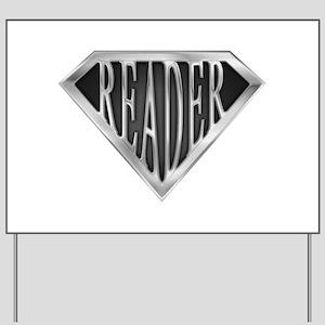 spr_reader_cx Yard Sign