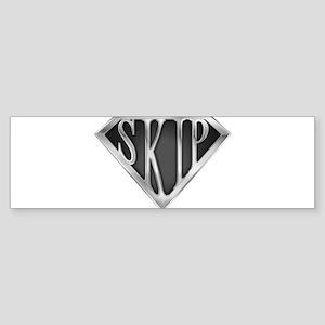 spr_skip_chrm Sticker (Bumper)