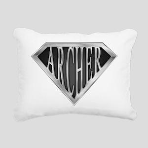 spr_archer_chrm Rectangular Canvas Pillow