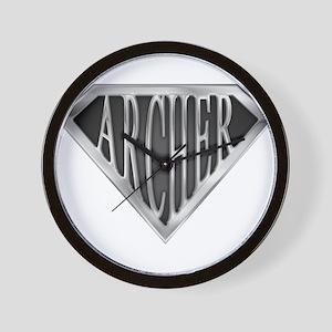 spr_archer_chrm Wall Clock