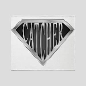 spr_catcher_chrm Throw Blanket