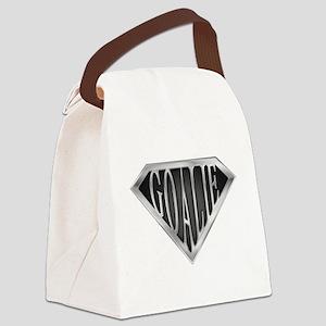 spr_goalie_chrm Canvas Lunch Bag