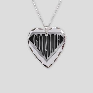 spr_goalie_chrm Necklace Heart Charm