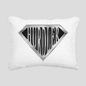 spr_hurdler_chrm Rectangular Canvas Pillow