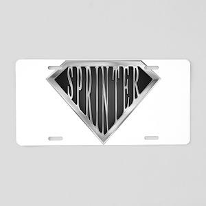 2-spr_sprinter_cx Aluminum License Plate