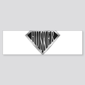 spr_husker_chrm Sticker (Bumper)
