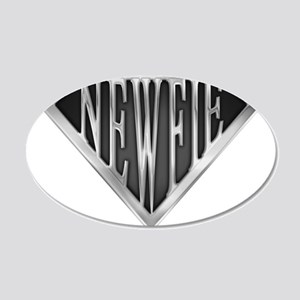 spr_newfie_chrm 20x12 Oval Wall Decal