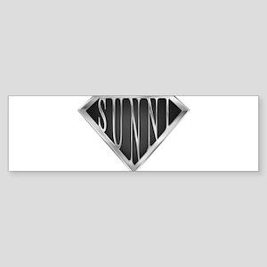spr_sunni_xc Sticker (Bumper)