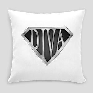 spr_diva2_chrm Everyday Pillow