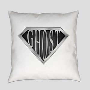 spr_ghost_chrm Everyday Pillow