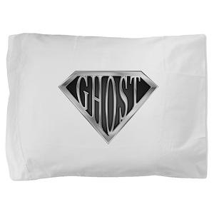 spr_ghost_chrm Pillow Sham