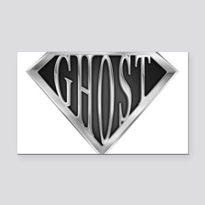 spr_ghost_chrm Rectangle Car Magnet