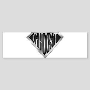 spr_ghost_chrm Sticker (Bumper)
