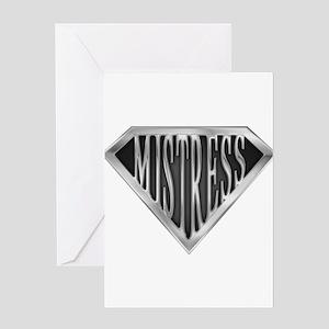 spr_mistress_chrm Greeting Card