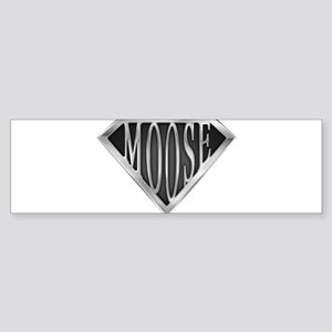 spr_moose_chrm Sticker (Bumper)