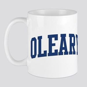OLEARY design (blue) Mug