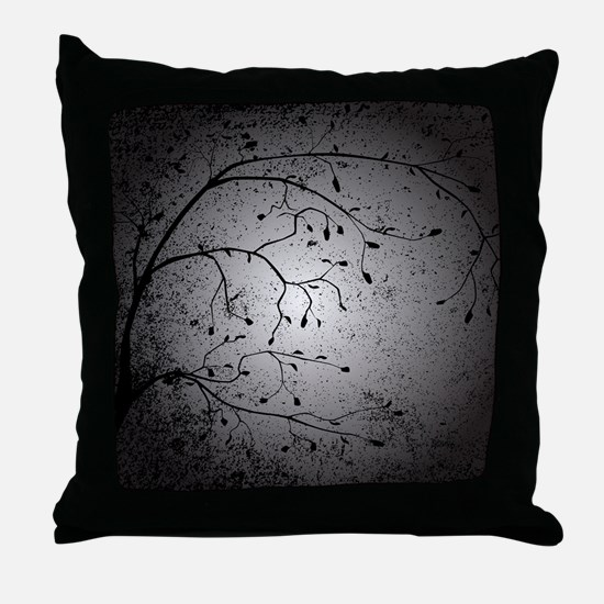 Unique Backdrop Throw Pillow