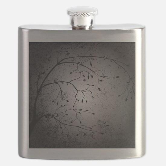 Cute Tree Flask