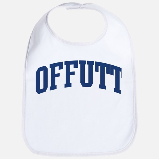 OFFUTT design (blue) Bib
