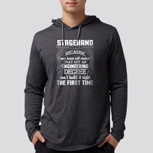 A Stagehand T Shirt Long Sleeve T-Shirt