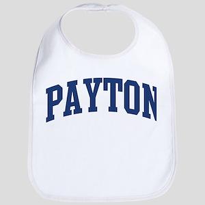 PAYTON design (blue) Bib