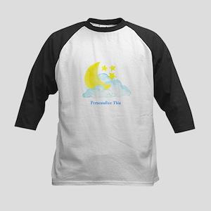 Personalized Moon and Stars Baseball Jersey