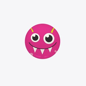 Cute Monster Mini Button